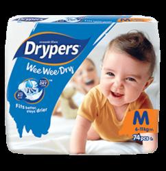 drypers-weeweedry